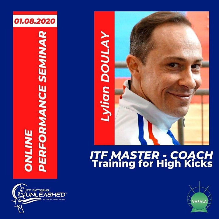 ITF Patterns Unleashed - Online Performance Seminar Part 3 image