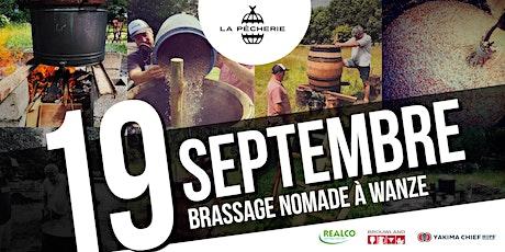 Brassage Nomade billets