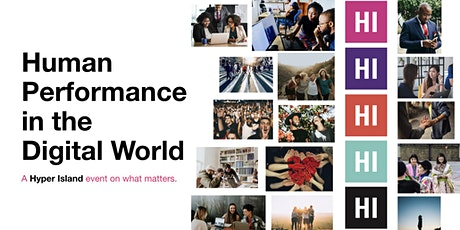 Human Performance in the Digital  World tickets
