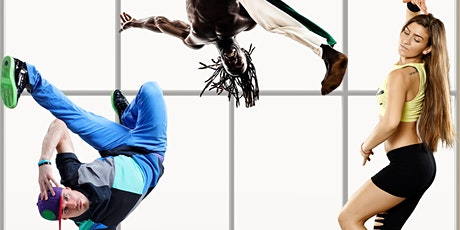Street Dance with Hip-Hop Grooves Improvers tickets