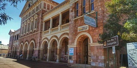 Coolgardie Ghost Tour tickets