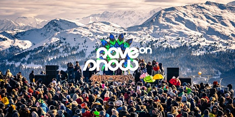 Rave On Snow 2020 Tickets