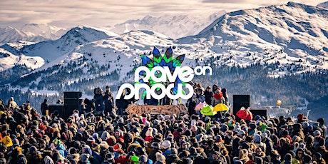 Rave On Snow 2020 tickets