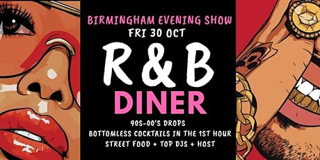 R&B Diner tickets