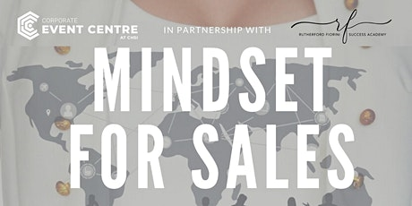 Mindset for Sales tickets