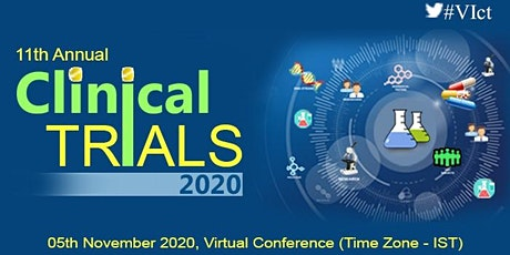 11th Annual Clinical Trials Summit 2020 (Virtual Conference) tickets