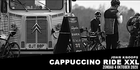 John Knoops Cappuccino Ride XXL tickets