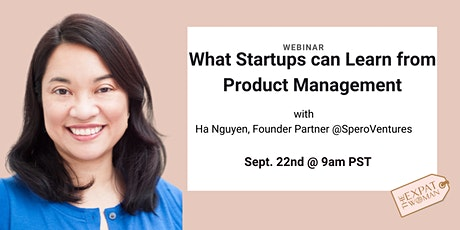 Webinar: What Startups can Learn from Product Management tickets