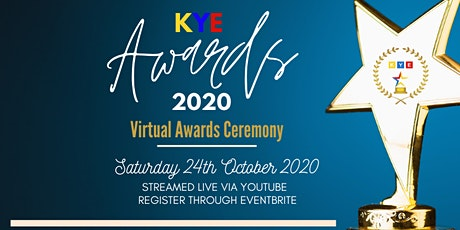 Kongo Youth Empowerment Awards 2020: Virtual Award Ceremony tickets