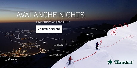 ORTOVOX AVALANCHE NIGHTS | Hanibal Sport Brno tickets