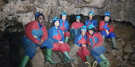 Beginners Caving with Black Girls Hike tickets