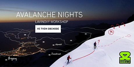 ORTOVOX AVALANCHE NIGHTS | Snowboard Zezula tickets