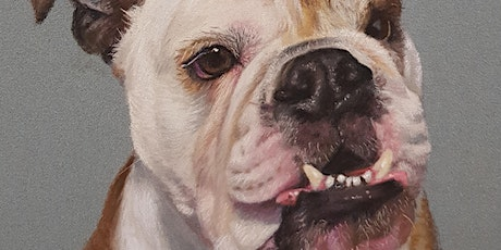 Animal Drawing in Pastel Pencil - Saturday Workshop tickets