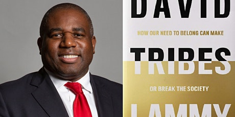 In Conversation with David Lammy MP for Tottenham tickets
