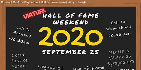 35th Annual NBCA Hall of Fame Weekend tickets
