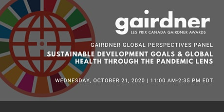 SDGs & Global Health Through the Pandemic Lens tickets
