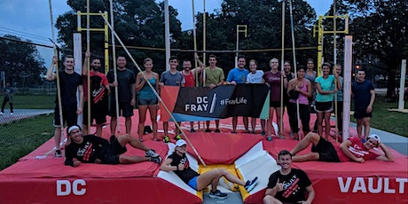 SOLD OUT // Beginner Pole Vaulting with DC Vault for Adults (21+ Only) tickets