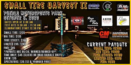 Small Tire Harvest II tickets