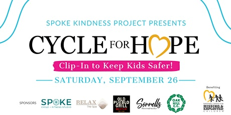Cycle for Hope, Clip-in to Keep Kids Safer tickets