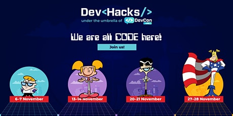 DevHacks 2020 tickets