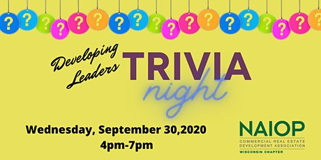 Developing Leaders Trivia Night tickets
