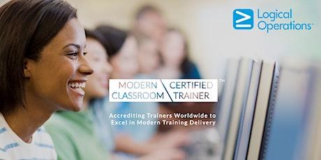 MCCT® Virtual Training Event - Thu, Oct 1 8am EDT tickets