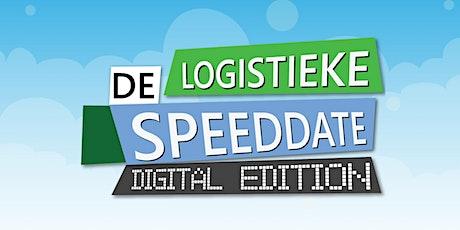 Dé Logistieke Speeddate - Digitaal of Fysiek? tickets