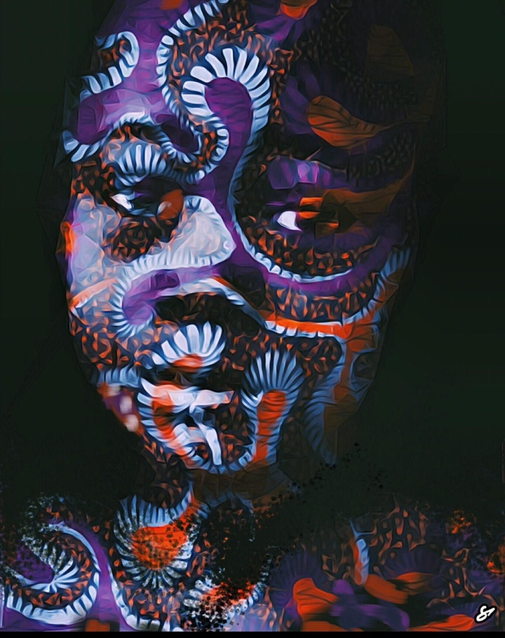 Gidan Tunani - House of Thought, an art experience by the artist INxSANIxTY image