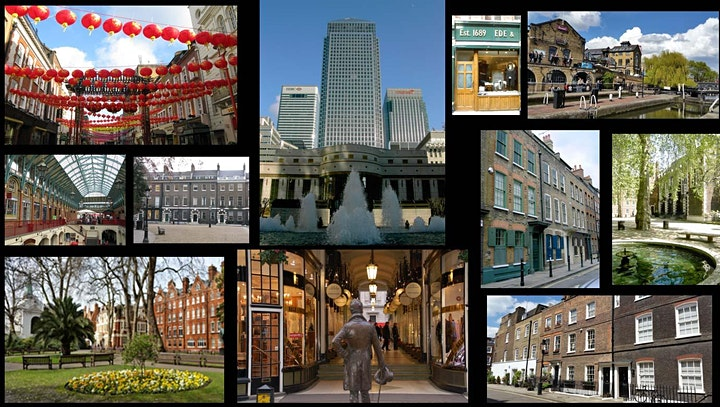 Virtual London Tour - The Development of London's Neighbourhoods image