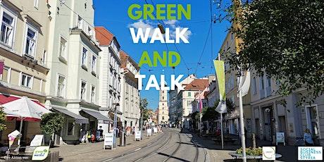 green walk and talk No. 1 Tickets
