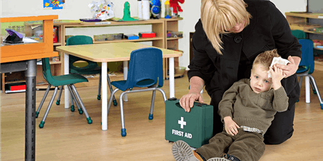 Level 3 Paediatric First Aid - 2 Day Course tickets