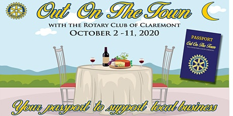 Rotary Out On The Town 2020 tickets