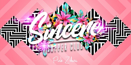 Sincere Supper Club tickets