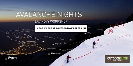 ORTOVOX AVALANCHE NIGHTS | Outdoor Guide tickets