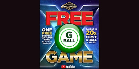 """G"" Ball Game - FREE GAME - September 28, 2020 tickets"