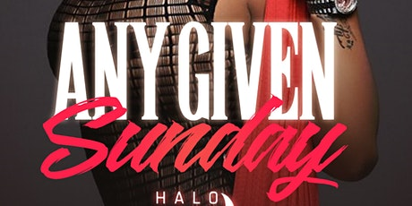The #1 SUNDAY PARTY  ANY GIVEN SUNDAY @ HALO ATLANTA !! tickets