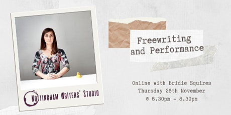 Freewriting and Performance tickets