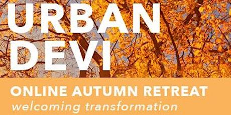 Urban Devi Online Autumn Retreat 2020 tickets