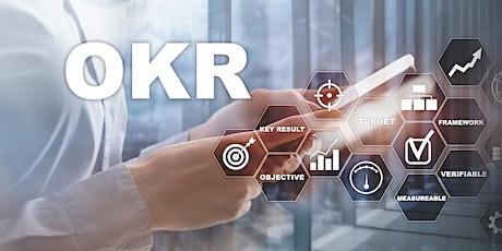 OKR - Objectives and Key Results: Einführung und Grundlagen (2-tägig) Tickets