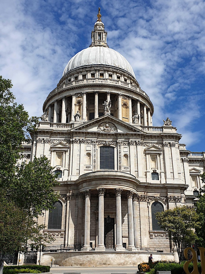 Virtual London Tour - St Paul's Cathedral image