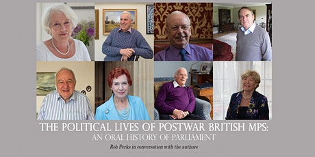 The Political Lives of Postwar British MPs: author Q&A tickets