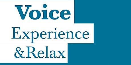 Voice Experience & Relax:  alle terme con Franca Grimaldi e Riccardo Bertuz biglietti