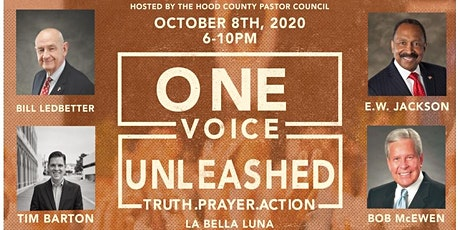 One Voice Unleashed tickets