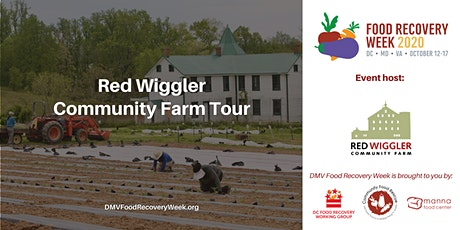 Red Wiggler Community Farm Tour tickets