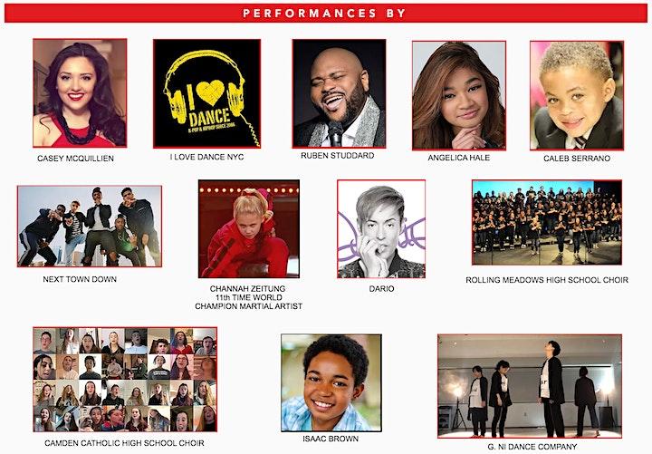 5th Annual Say NO Bullying Virtual Festival image