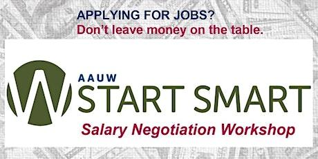 Start Smart: WIN at Salary Negotiations tickets