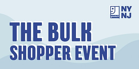The Bulk Shopping Event - Goodwill at 88th Street tickets