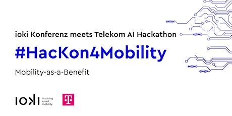 #HacKon4Mobility // Deutsche Telekom & ioki Tickets
