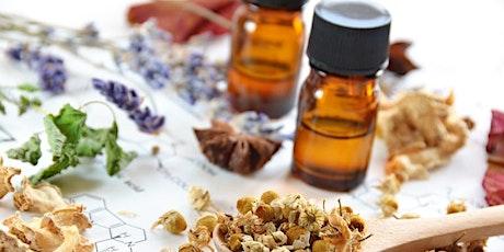 Formation Aromathérapie en Cabinet billets