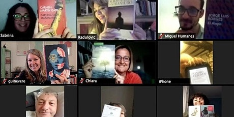 "Online Spanish Book Club - (""Largo Pétalo De Mar"" by Isabel Allende) tickets"